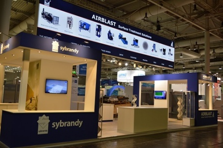 Exhibition Stand Attractors : Hannover messe successful exhibition
